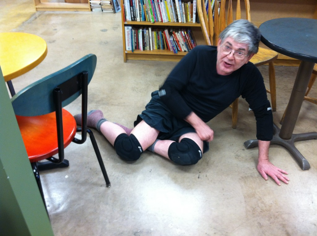 Crawling, photograph by Elaine Meder-Wilgus at Webster's Bookstore and Cafe