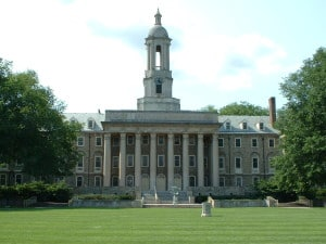 Penn_state_old_main_summer