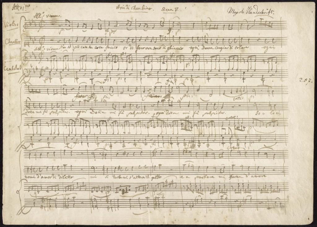 Mozart_Manuscript