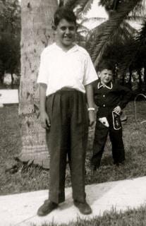 Simon Kreindler and Joel-Solkoff, Miami Beach, Florida,1952