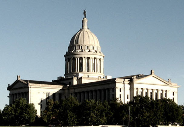 Capital Building, Oklahoma City