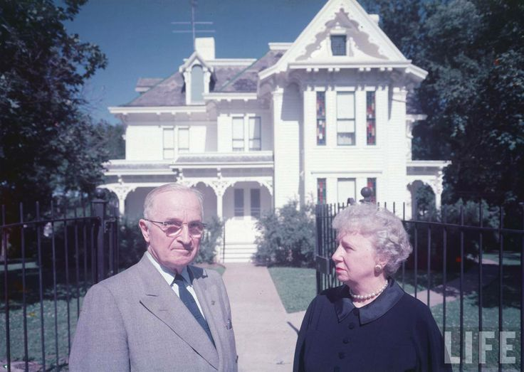 President Harry S Truman and the ever-present Bess. Photograph courtesy Harry S Truman Library, Independence, Missouri http://www.joelsolkoff.com/country-music-many-beautiful-country-music-famale-vocalist-currently-beautiful-martina-macrbite/