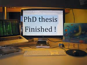 PHDFinished