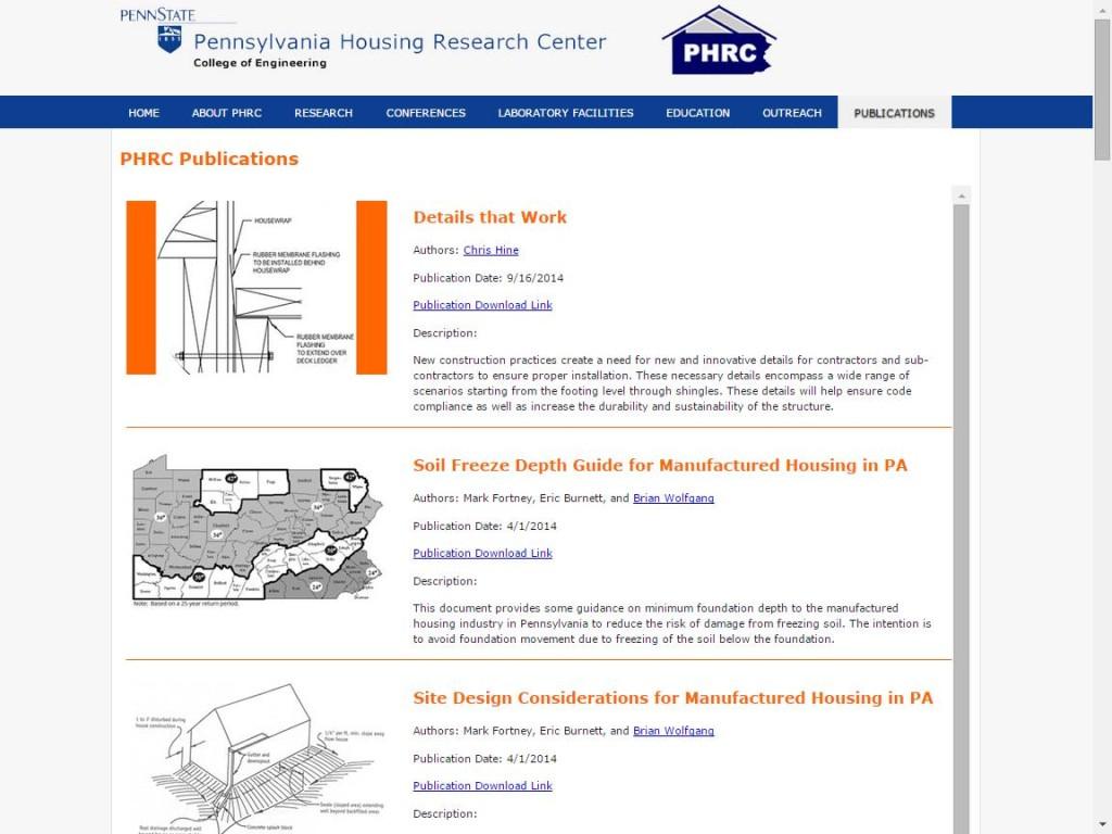 TechnicalPubsPHRC