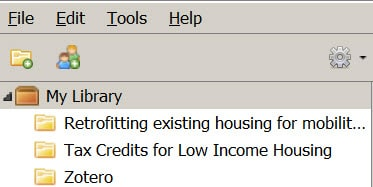 Clicking on Zotero shortcut bring me here. That is because I already logged in at the Zotero home page navigating to the library. Otherwise, one reaches the homepage where one must log in. {Are my details too detailed?}