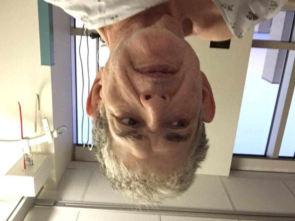 Self-image on my 68th birthday