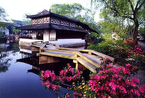 Humble Administrator's Garden, Suzhou (1), China