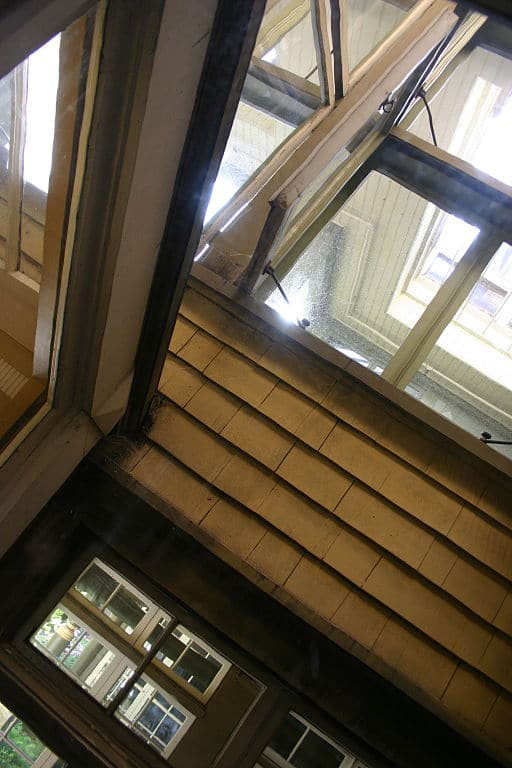 My San Francidsco Noe Valley apartment was like living in San Jose's Winchester Mystery House