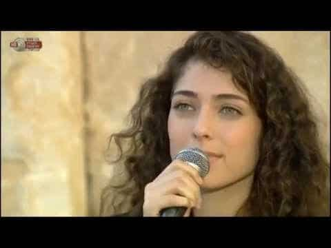 The Orhtodox Jewish community in Israel punishes emerging reality show star for singing God's word in Hebrew