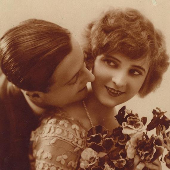 """Zelda and F. Scott Fitzgerald on their wedding day April 3, 1920. Years and misery later, Scott sat in his room at the Grove Inn and wrote """"Crack Up"""" and other essays, such as the one above for Esquire Magazine. He wrote about his insomnia, """"In the deep night of the soul, it is always three A.M."""""""