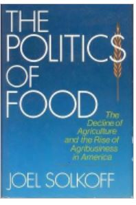 cover Polotics of Food
