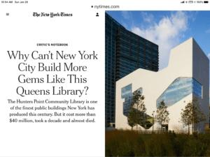 Shameful far-reaching architecture scandal: Hunters Point