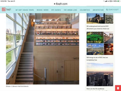 Shameful far-reaching architecture scandal: Hunters Point - Joel Solkoff's Column Volume VI Number 1